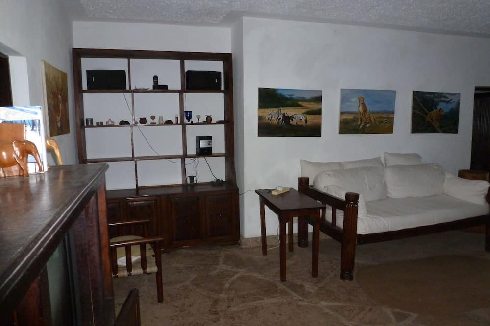 Luxury Villa, 4 Bedrooms - Ruang Tamu