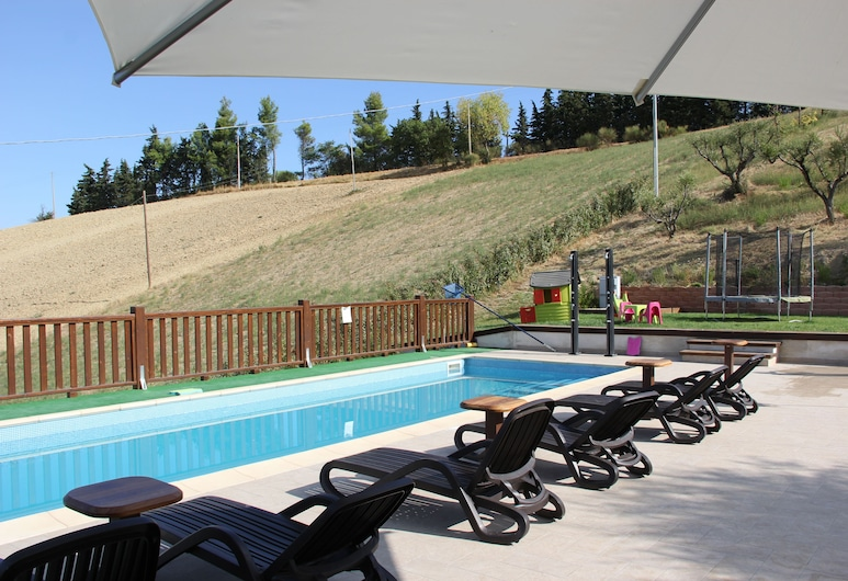 Santa Rosa Case vacanze, Montegranaro, Ulkouima-allas