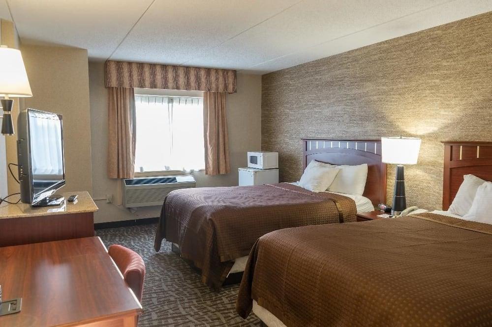 基本雙人或雙床房, 2 張加大雙人床, 非吸煙房 - 客房