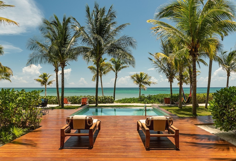 Andaz Mayakoba a Concept By Hyatt - All Inclusive , Playa del Carmen, Sundeck