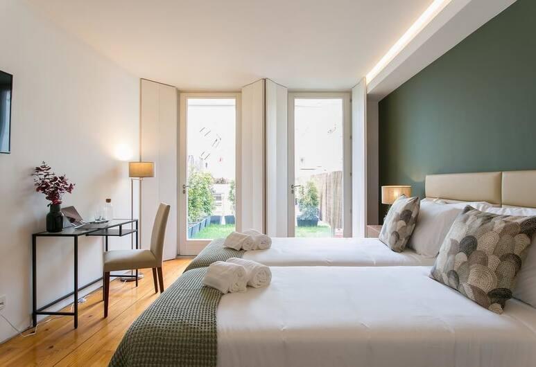Guesthouse Suites Terrace Principe Real, Lizbona