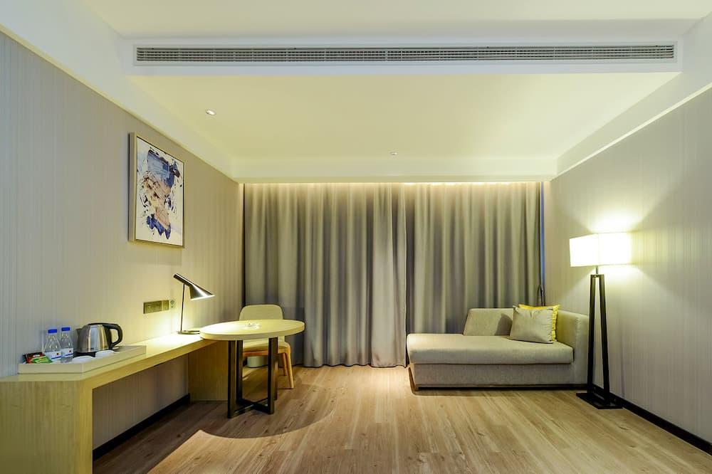 Phòng 2 giường đơn Superior - Phòng khách