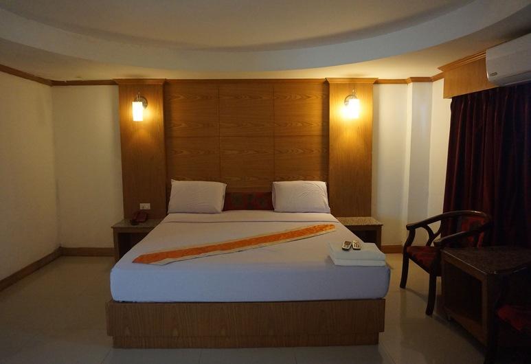 丹諾 PP 酒店, 沙打奧, 標準雙人房, 客房