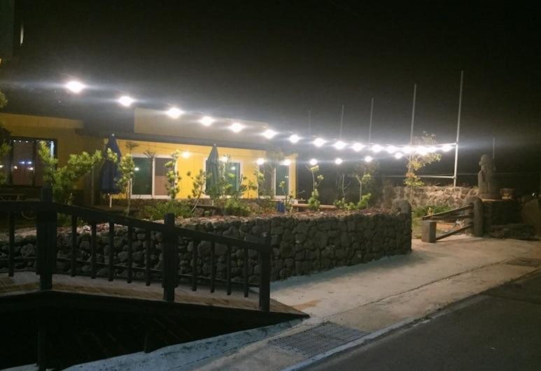 阿麗雅旅館 - 青年旅舍, Jeju City, 花園