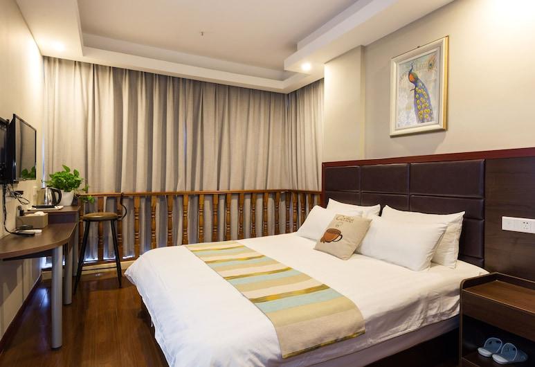 Bufan International Hostel, Shanghai, Chambre Double Confort, Chambre