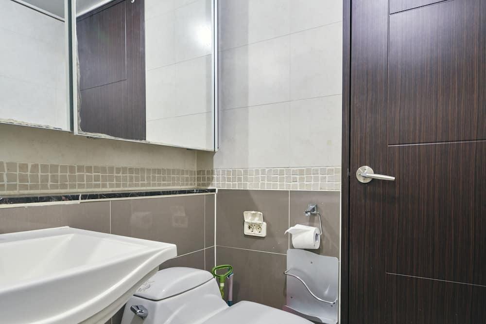 Premier-Apartment - Badezimmer