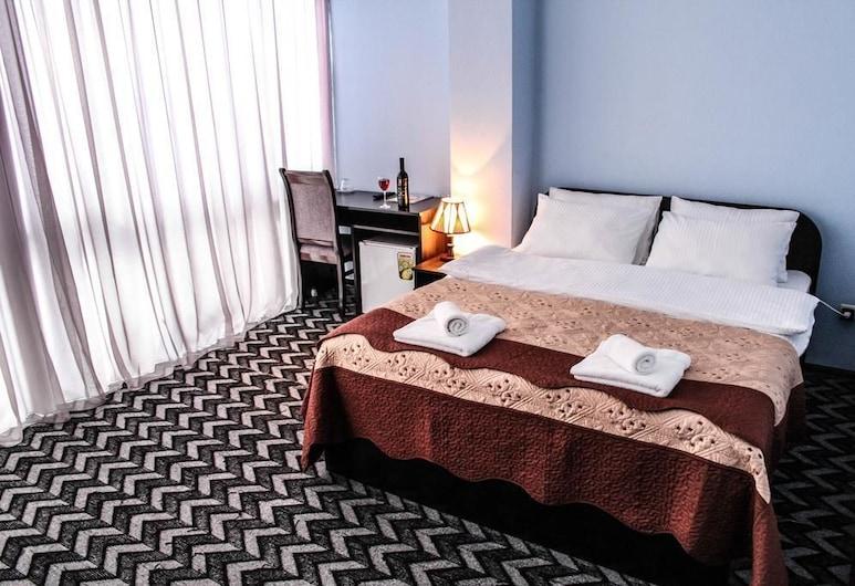 皇家格鲁吉亚酒店, 第比利斯, 双人房, 1 张大床, 客房