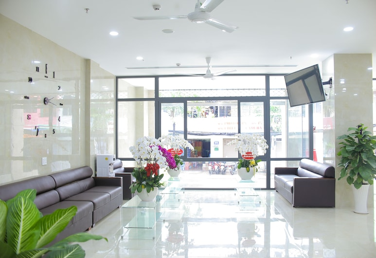 SoLex Hotel, Ho Chi Minh City, Lobby Sitting Area