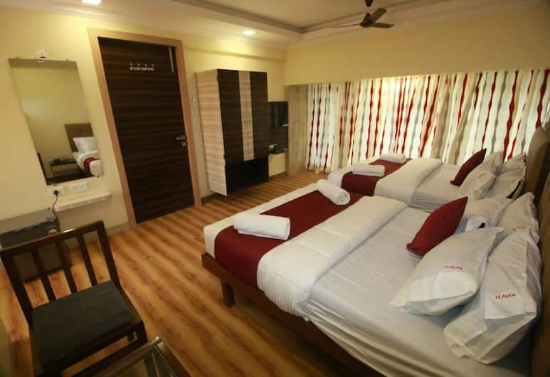 Hotel Alfa International, Mumbai, Basic Suite, 2 Double Beds, Non Smoking, Guest Room