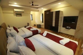 Bombay bölgesindeki Hotel Alfa International resmi