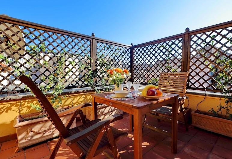 Ciancaleoni - WR Apartments, Rome, Terrace/Patio