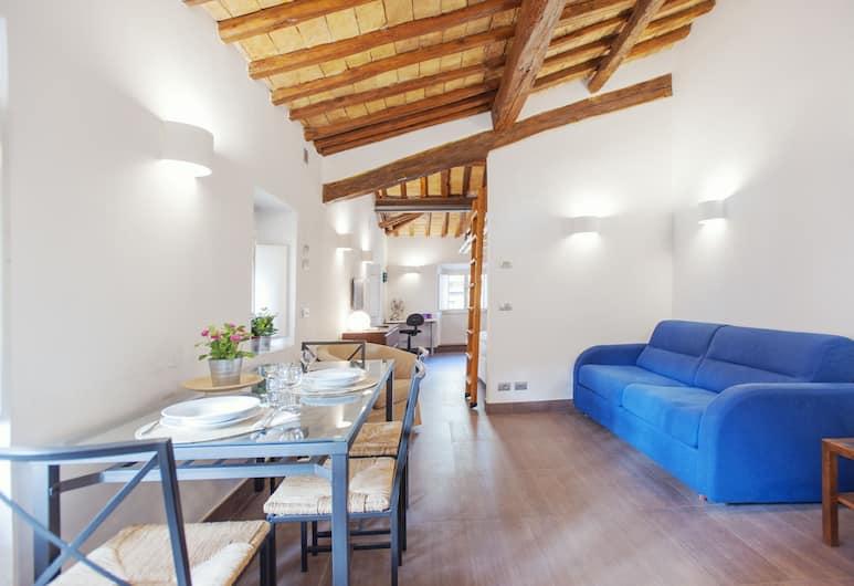 Domizio - WR Apartments, Roma, Apart Daire, 1 Yatak Odası, Oturma Alanı