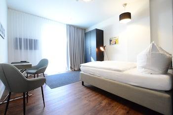 Introduce las fechas para ver los descuentos de hoteles en Bad Nauheim