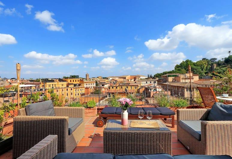 Garibaldi 2 - WR Apartments, Roma, Apartemen, 2 kamar tidur, Teras/Patio