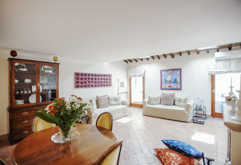 Giglio - WR Apartments, Rome, Apartment, 1 Bedroom, Living Room