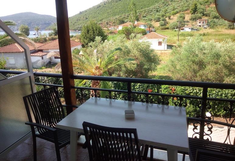 The Port, Sitonija, Apartamentai, balkonas, Terasa / vidinis kiemas