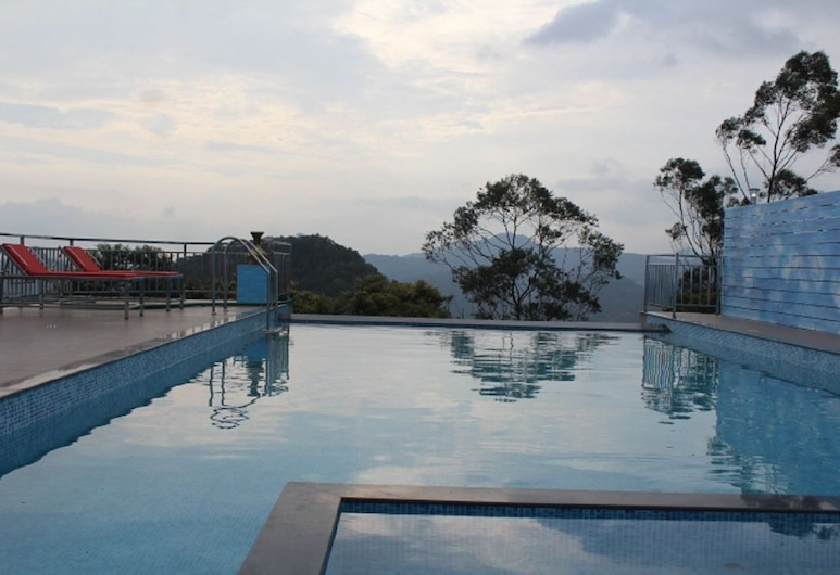 The Lake View Munnar, Devikolam, Infinity Pool