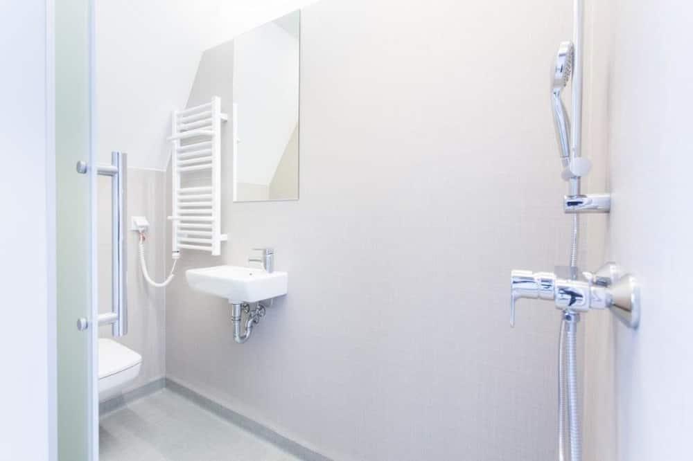 ห้องซิงเกิล - ห้องน้ำ