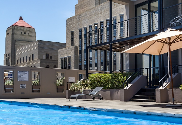 Mutual Heights 417, Cape Town, Pool