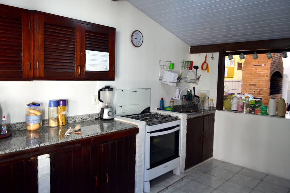 Standard - kahden hengen huone, 1 parisänky, Tupakointi kielletty - Jaettu keittiö