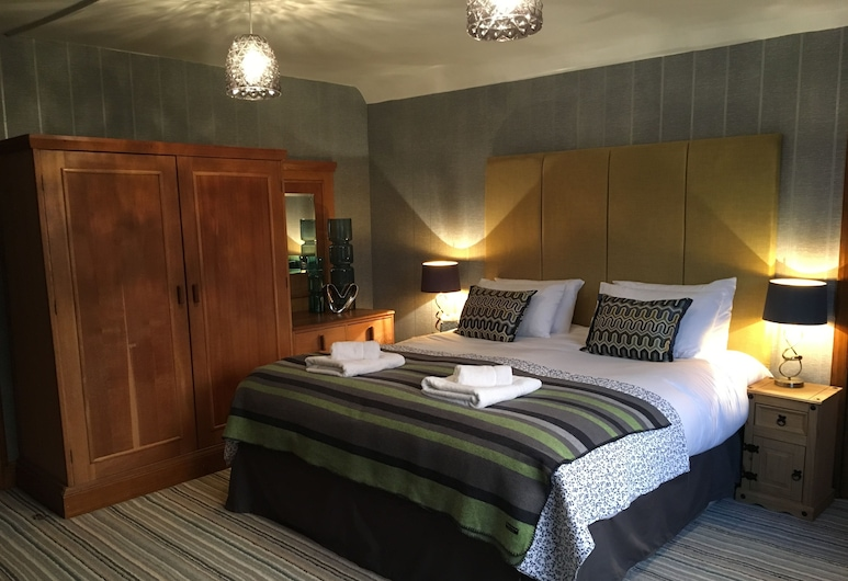 The Inn On The Moor Hotel, Whitby, Superior Super-King Size Room, Guest Room