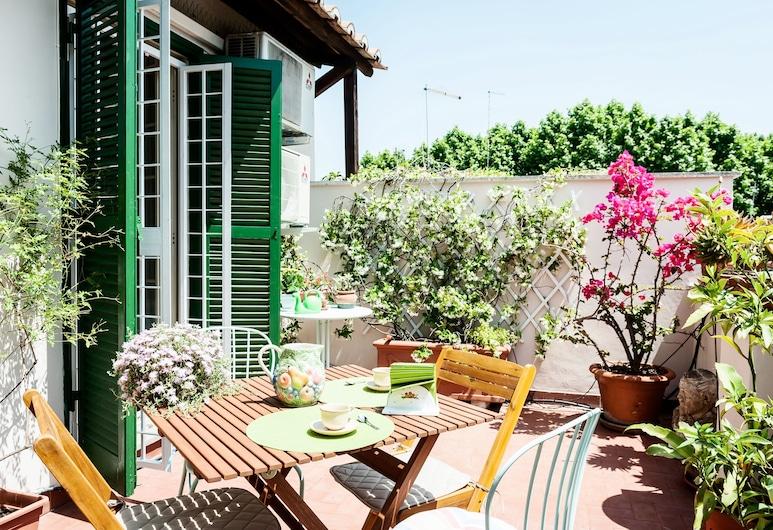Otranto - WR Apartments, Rom, Terrasse/Patio