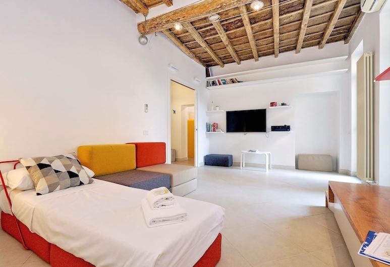 Reginella - WR Apartments, Roma, Area soggiorno