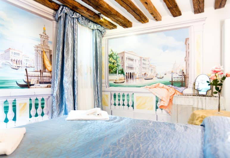 San Maurizio - WR Apartments, Венеция, Апартаменты, 2 спальни, Номер