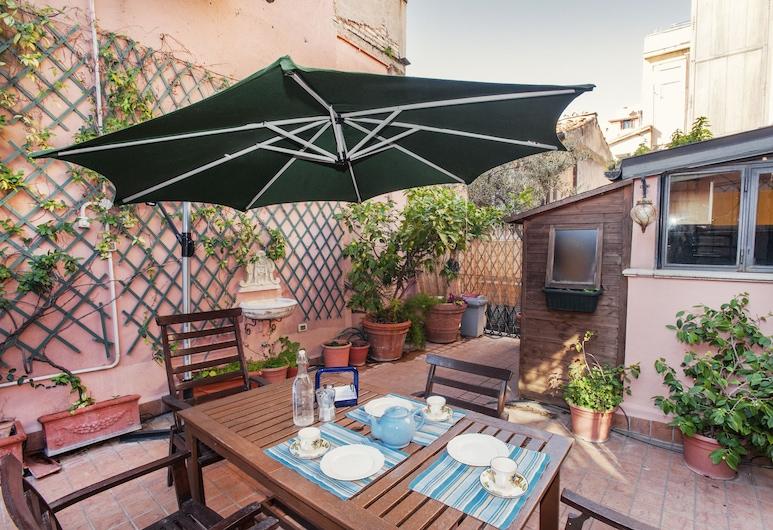 Vite - WR Apartments, Rome, Apartment, 3 Bedrooms, Terrace/Patio