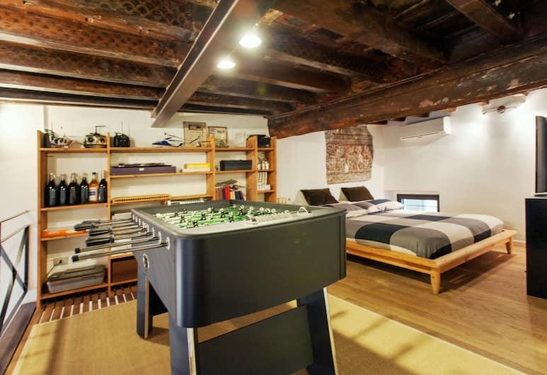 Portico - WR Apartments, Rom, Lägenhet - 2 sovrum, Rum