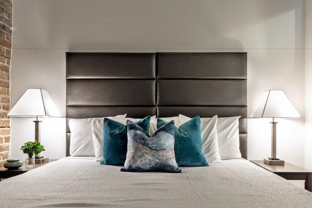 Standartinio tipo apartamentai, 1 miegamasis - Kambarys