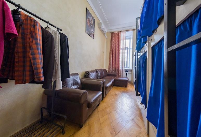 Hostel Movies, Moskwa, Wspólny pokój wieloosobowy Superior, 1 sypialnia, Pokój