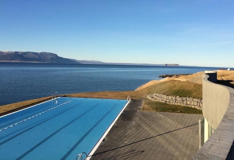 Sunnuberg Guesthouse, Skagafjörour, Pool