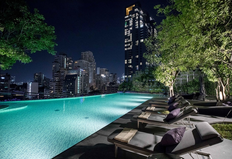 Hyatt Regency Bangkok Sukhumvit, Bangkok, Outdoor Pool