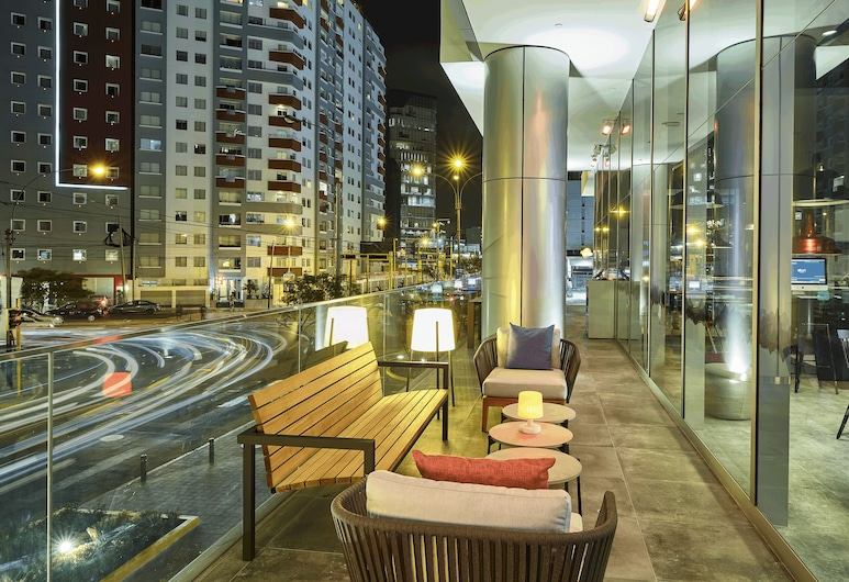 Aloft Lima Miraflores, a Marriott Hotel, Lima, Hotelový bar