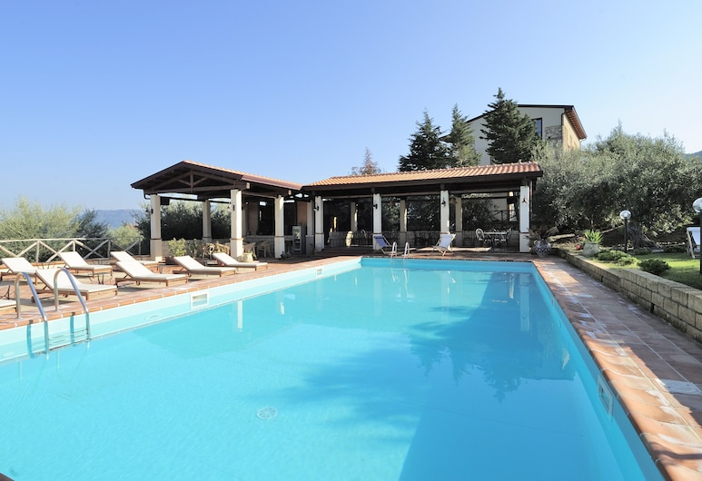 Pool, sea and Relax! - Apartment for 6 People, Patti, Pool