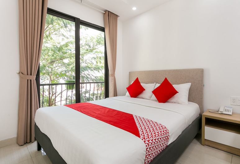 Peace Home Apartment, Ho Chi Minh-Stad, Deluxe appartement, Kamer