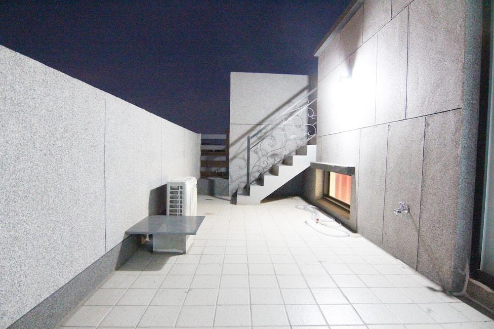 Familie huis, 3 slaapkamers - Balkon