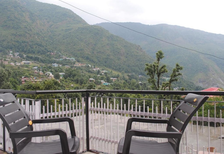 Dharamkot Inn, Dharamshala, Terraço/Pátio Interior
