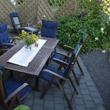 Apartment, 2 Bedrooms (PLUS cleaning fee 35 EUR) - Terrace/Patio