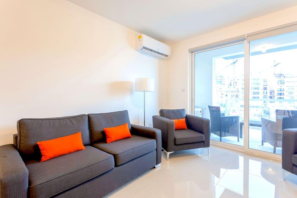 City-Apartment (4068. Olivier) - Wohnbereich