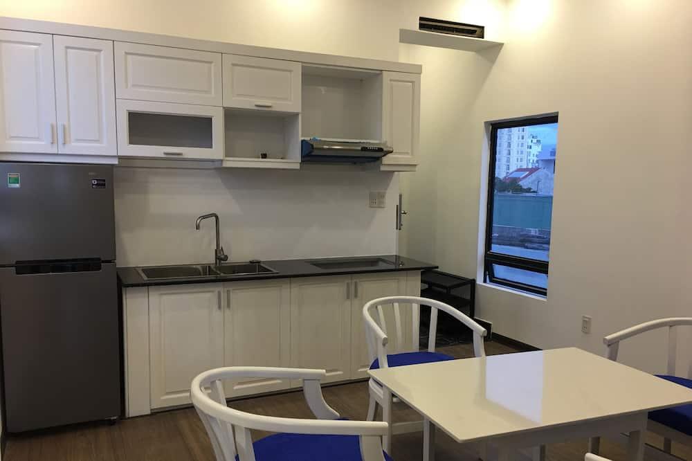 Suite Exécutive - Restauration dans la chambre