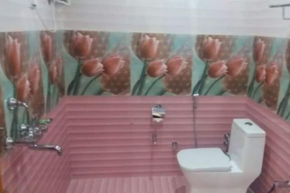 Двомісний номер «Делюкс», 1 ліжко «кінг-сайз», для некурців - Ванна кімната