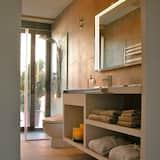 ห้องดับเบิล (Pine) - ห้องน้ำ