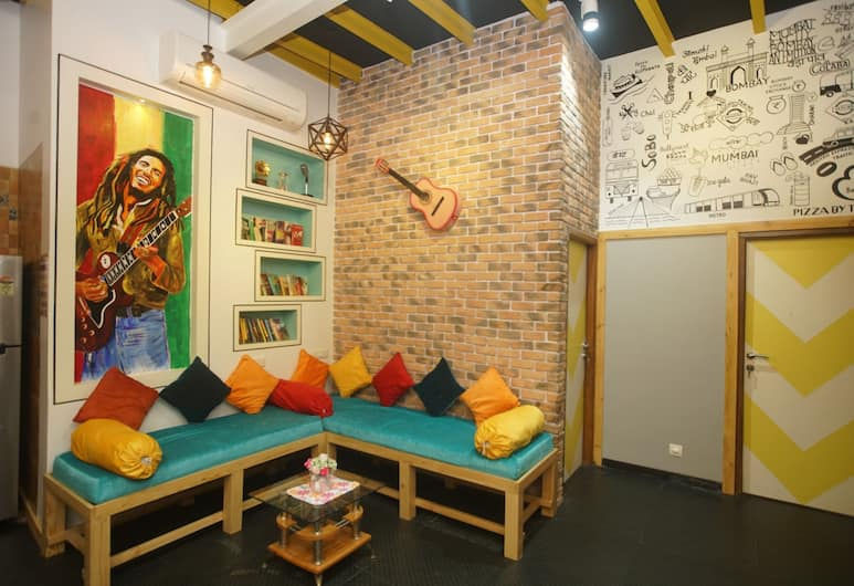 Mumbai Staytion Dorm - A Backpackers Hostel, Mumbai