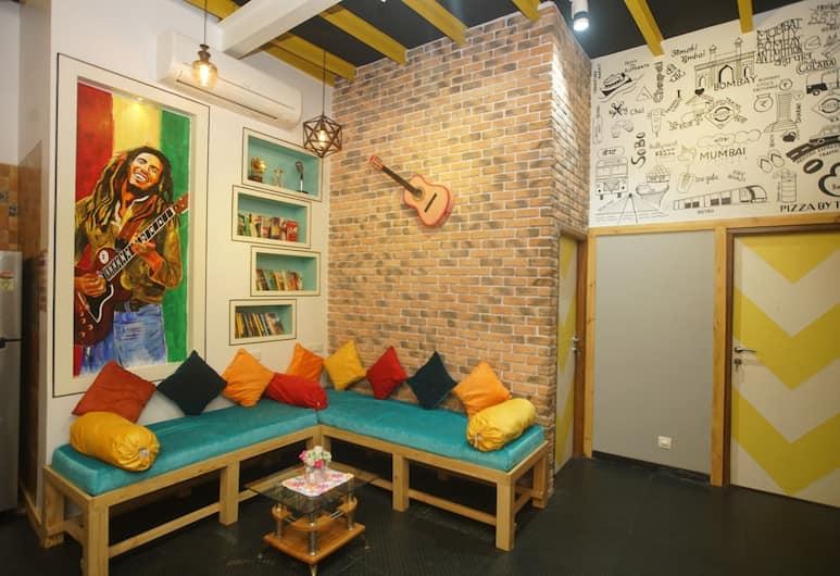 Mumbai Staytion Dorm - A Backpackers Hostel, Bombay