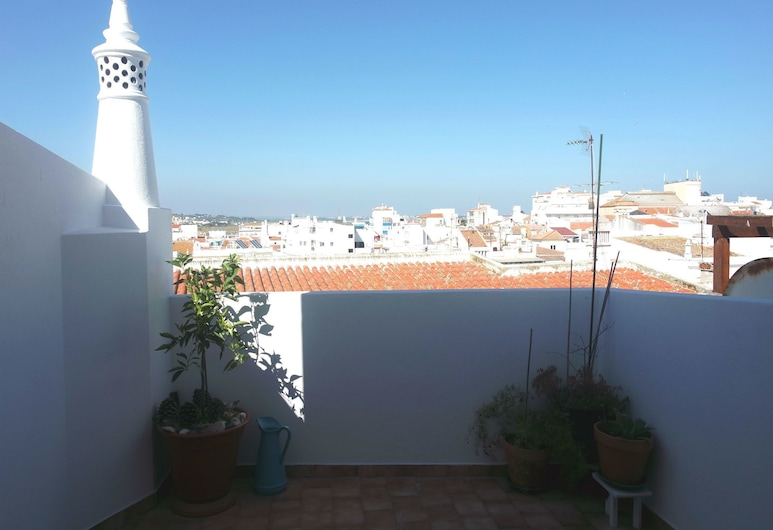 A18 - Chimney Townhouse by DreamAlgarve, Lagos, Apartment, 1 Bedroom, Terrace/Patio