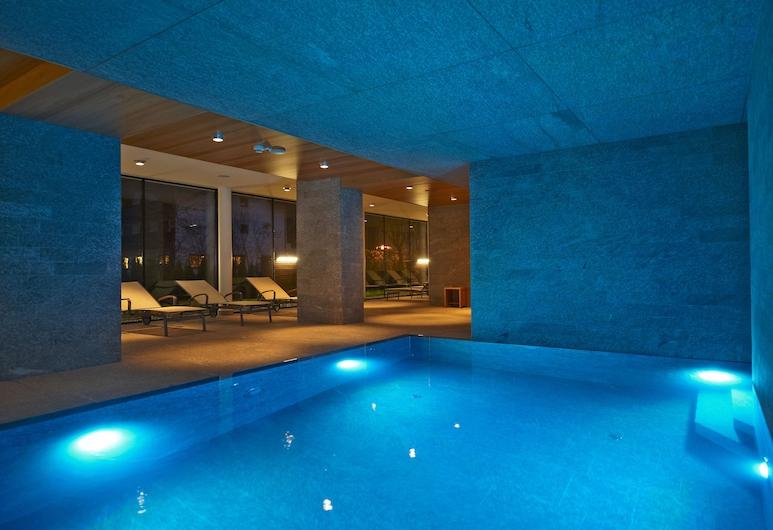 Design & Wellness Hotel Alpenhof, Flachau, Hồ bơi trong nhà