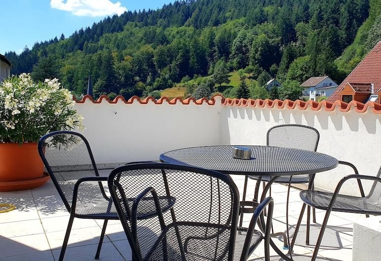 Zum Löwen Heidelberg, Heidelberg, Departamento (4, incl. 30 € cleaning fee), Terraza o patio