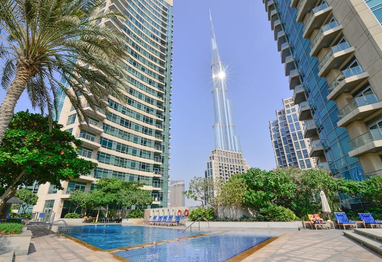閣樓大樓 - 自在艾瑪爾飯店, 杜拜, 外觀